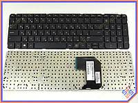 Клавиатура HP G7-2300 ( RU  Black без рамки). Оригинальная. Русская раскладка. Цвет Черный.