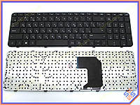 Клавиатура HP G7-2100 ( RU  Black с рамкой). Оригинальная. Русская раскладка. Цвет Черный.