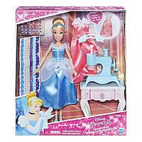 Кукла Золушка с мастерской платьев, Hasbro B6908
