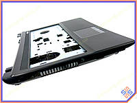 Корпус ASUS X53U (Нижняя часть в сборе: крышка клавиатуры + нижнее корыто). P/N: 13GN57BAP010-1 + 13GN7110P020-1