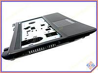 Корпус ASUS K53BR (Нижняя часть в сборе: крышка клавиатуры + нижнее корыто). P/N: 13GN57BAP010-1 + 13GN7110P020-1