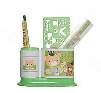 Набор канцтоваров Evo-kids EVO-2403001 (Зеленый)