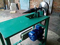 Дровокол винтовой,  3-х фазный электродвигатель 3 кВт, 1500 об/мин