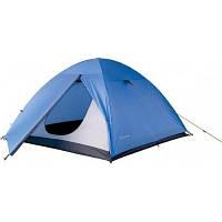 Палатка туристическая, двухслойная  Hiker 3 King Camp