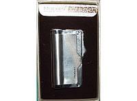 Подарочная зажигалка NOBILIS со встроенным футляром для мундштука