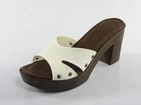 Женская обувь Inblu сабо:SC05/001,р.39(25,2 см )