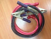 Прикуриватель L2,0м  500А, медь   (Херсон)