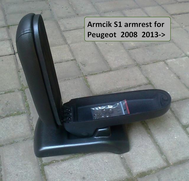 ARS1PECIK00915 Armcik S1 armrest Peugeot 2008 2013>