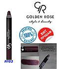 Помада-карандаш Golden rose crayon №3, фото 2