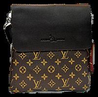 Стильная мужская сумка LOGUАN DАISHU через плечо из искусственной кожи CМ-75 (Б), фото 1