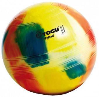 Мяч для фитнеса Togu Myball 65см разноцветный , фото 2