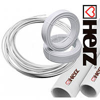 Металлополимерная труба HERZ PE-RT/AL/PE-HD 26x3.0