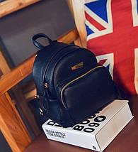 Рюкзак Kelly Medium Mini Black, фото 3