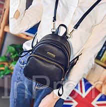 Рюкзак Kelly Medium Mini Black, фото 2