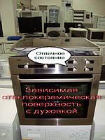 Встроенная техника AEG для кухни: духовка электрическая + поверхность
