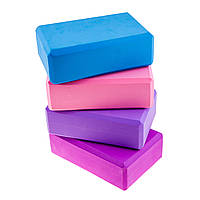 Йога-блок, кирпичик для йоги 23158