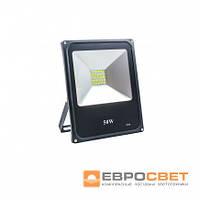 Прожектор Евросвет EVRO LIGHT ES-50-01 50W 2750Lm 6400K IP65SMD