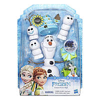 """Игровой набор Снеговик Олаф """"Холодное сердце: Холодное торжество"""" (B5167)"""