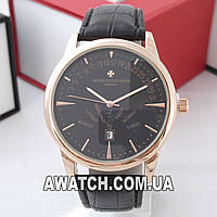 Мужские кварцевые наручные часы Vacheron Constantin 4185-2