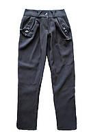 """Школьные брюки на девочек """"Клапан"""""""