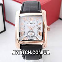 Мужские кварцевые наручные часы Cartier B298