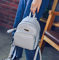 Рюкзак Kelly Medium Mini Gray, фото 1