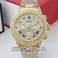 Женские кварцевые наручные часы Rolex 038