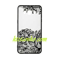 Чехол Rock Tatoo Art Case for Samsung J3 Prime Fantasy Flowers