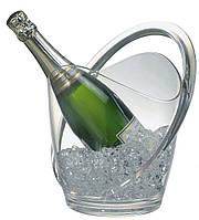 Чаша для шампанского с ручкой APS 36055
