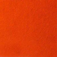 Фетр оранжевый №7725 1мм 20листов A4