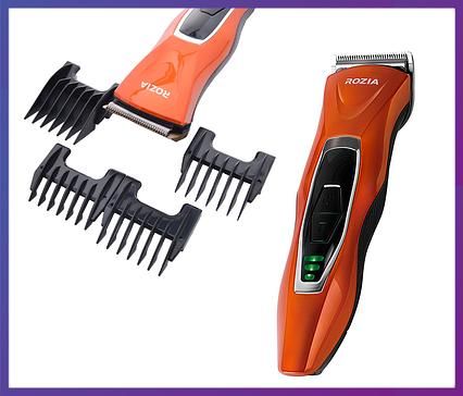 Машинка для стрижки волос Digital Clipper Rozia HQ-226T, фото 2