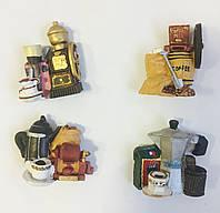 Магнит для холодильника, полистоун/металл