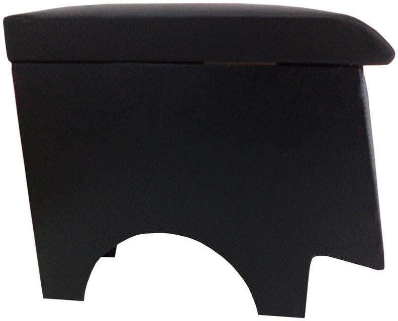 Подлокотник Lada ВАЗ 2108, 2109, 21099 цвет черный без вышивки