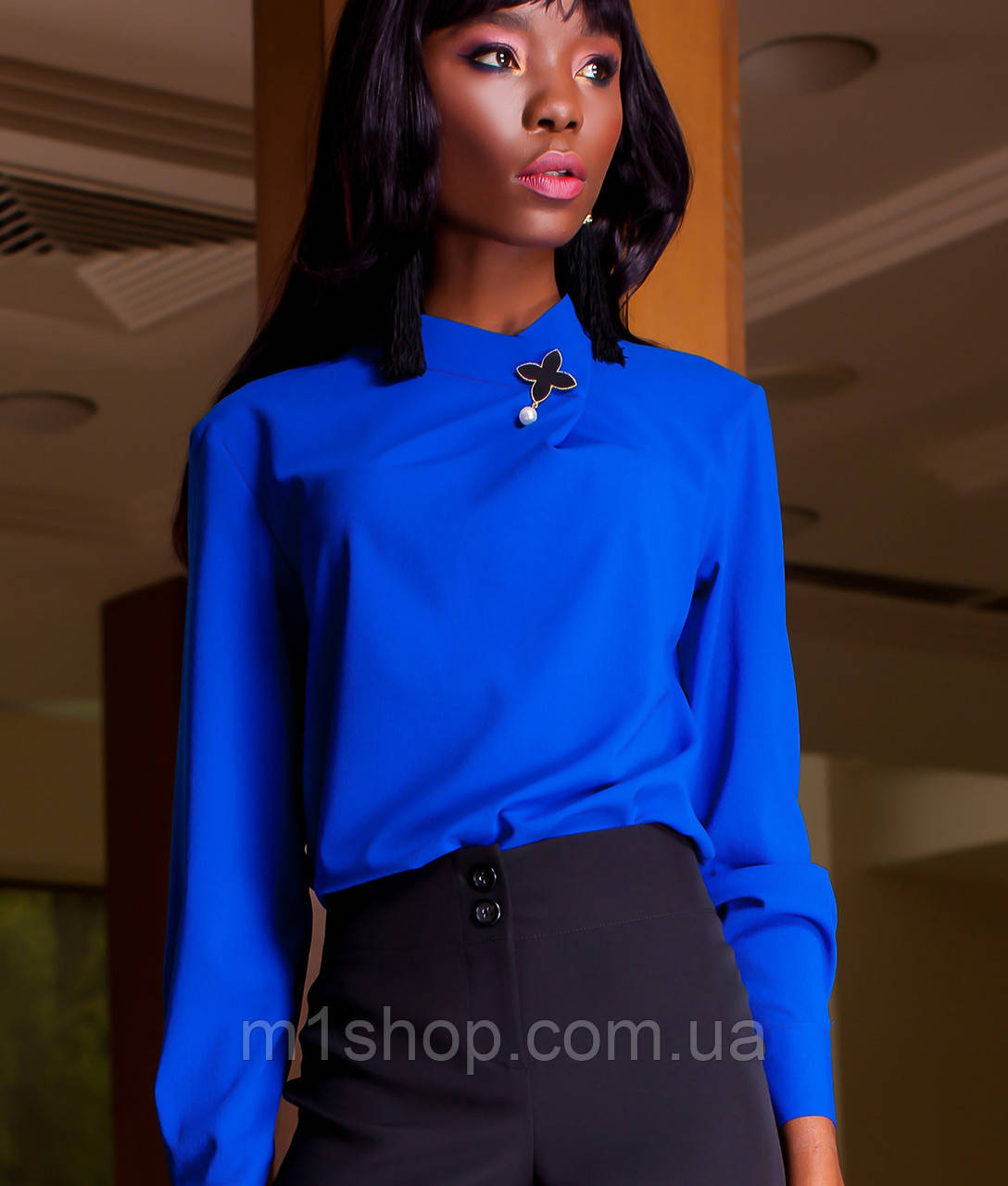 Женская универсальная блузка (Vitton jd)