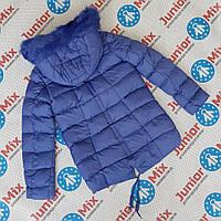 Подростковая зимняя куртка для девочек оптом NM