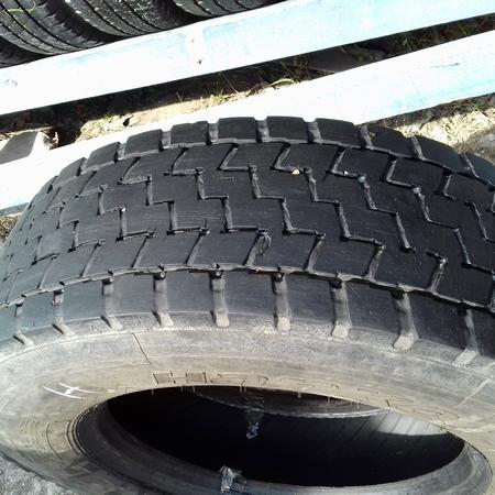 Шины б.у. 265.70.r19.5 Hankook DH05 Хенкок. Резина бу для грузовиков и автобусов