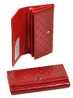 Кошелек Cossrol Женский Rose Series-4 иск-кожа  WD-51 red.Купить кошелек женский оптом и в розницу недорого.