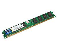 Память 2Gb DDR2, 800 MHz (PC6400), Nanya (CheWei), CL6, Slim