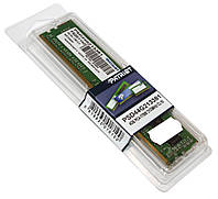 Оперативная память для компьютера 4Gb DDR4, 2133 MHz, Patriot, 15-15-15, 1.2V (PSD44G213381)