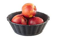 Корзинка для хлеба или фруктов черная APS 40214