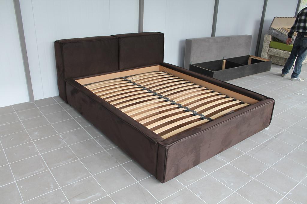 """Двоспальне ліжко """"Едік"""" 1"""