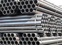 Электросварная стальная труба  ГОСТ 10704-91 прямошовные