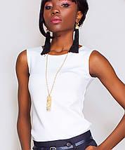 Женская блузка без рукавов (Рокси jd), фото 3