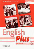 English Plus 2 Workbook with MultiROM (Edition for Ukraine) / Рабочая тетрадь