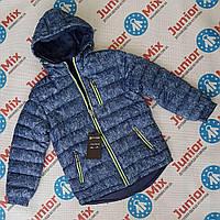 Зимова двостороння куртка для хлопчиків оптом Collektion