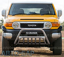 Кенгурятник на Toyota FJ Cruiser (2006-2014)