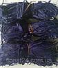 Рафия натуральная синяя флористическая, фото 3