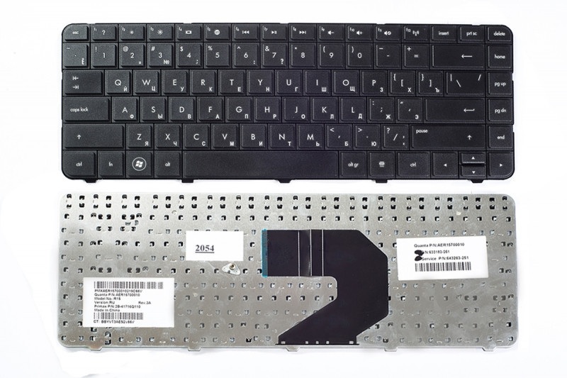 Клавиатура HP 2000T-2A