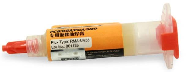 Флюс RMA-UV35 Mechanic, 5мл, фото 2