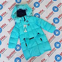 Дитяча зимова куртка для дівчаток оптом ADL, фото 1